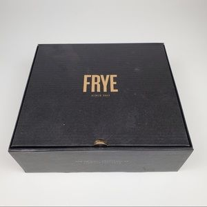 Frye Shoes - Frye Snake Embossed Leather Lace Sneaker NWT
